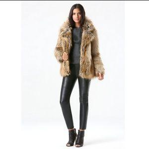 bebe Jackets & Coats - Bebe Faux Fur Jacket